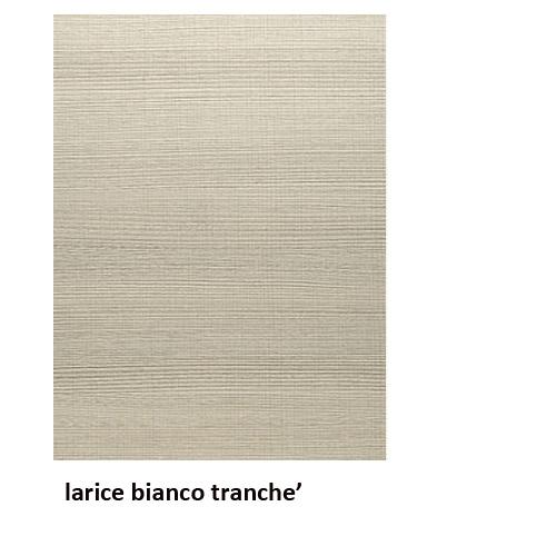 Porte In Larice Bianco.3 Porta Battente Con Vetro Bianco Standard 70 X 210 Oppure 80 X