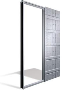 4 porta scorrevole scomparsa interno muro standard 70 x 210 oppure 80 x 210 compreso - Misura porta standard ...