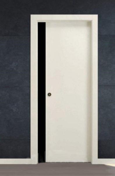 4 porta scorrevole scomparsa interno muro standard 70 x 210 oppure 80 x 210 compreso - Porta scorrevole da interno ...