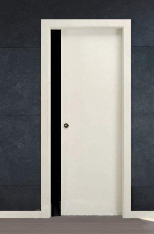 4 porta scorrevole scomparsa interno muro standard 70 x 210 oppure 80 x 210 compreso - Porta scorrevole interna ...